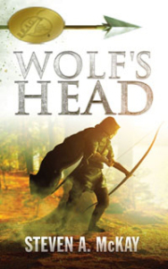 Wolf's Head is FREE on Kindle!