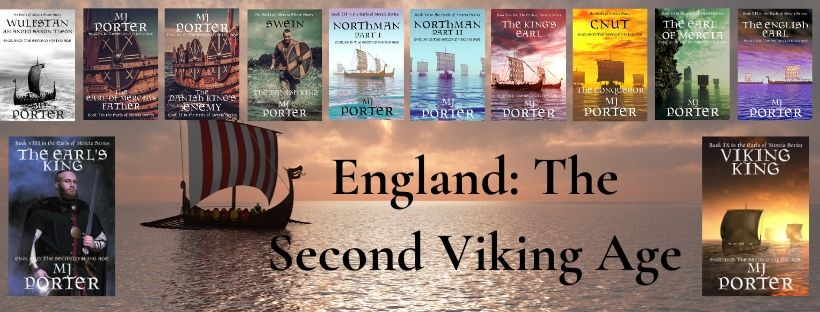 Welcome back to The Danish King's Enemy – The Earls of Mercia Book II.