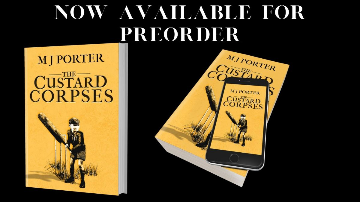 The Custard Corpses – cover reveal and First Chapter