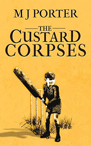 Book Review: The Custard Corpses by MJ Porter