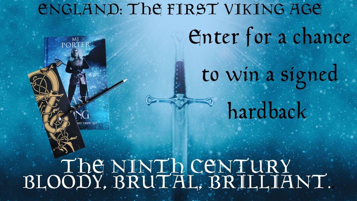 Win a hardback copy of The LastKing