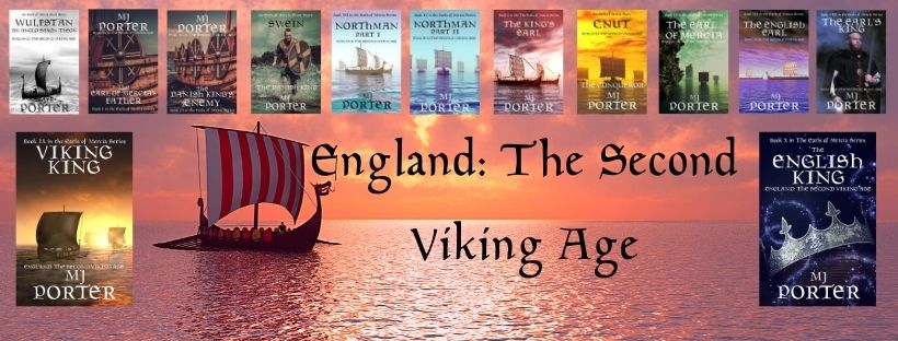 The Danish King's Enemy is FREE on Amazon Kindle for a limited time (9th-13thAugust)