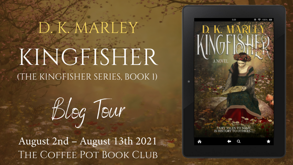Welcome to today's stop on the blog tour for Kingfisher by D KMarley