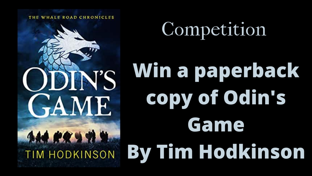 Competition time – enter to win a paperback copy of Odin's Game by Tim Hodkinson (UKonly)